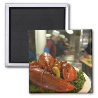 Lobster Dinner Magnet