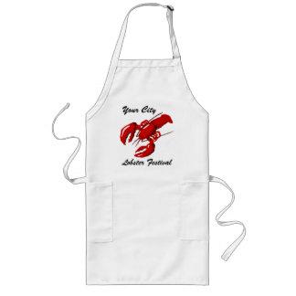 Lobster Festival City Apron Template
