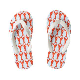 Lobster Flip Flops