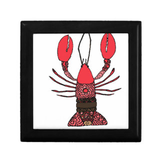 Lobster Jewelry Boxes