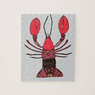 Lobster Jigsaw Puzzle