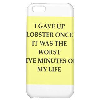 LOBSTER.jpg iPhone 5C Cases