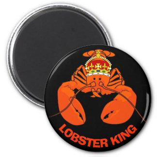 Lobster King Magnet