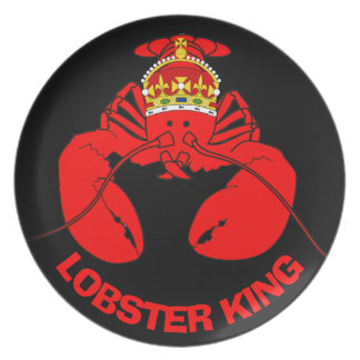 Lobster King Plate