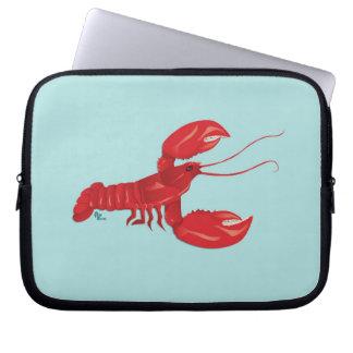 Lobster Laptop Sleeve