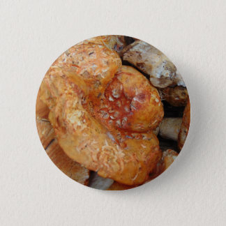 Lobster Mushrooms 2 Inch Round Button