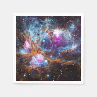 Lobster Nebula Disposable Napkin