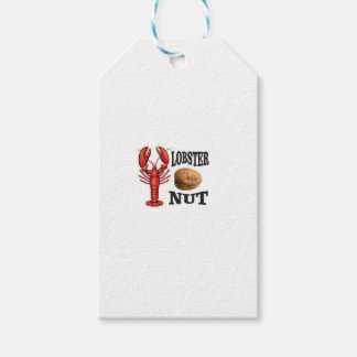 lobster nut gift tags