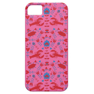 lobster pattern iPhone 5 cases