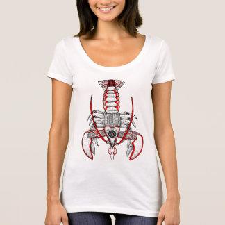 Lobster - Pointillism Study T-Shirt