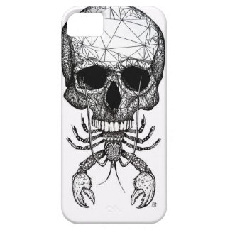 Lobster Skull Case For The iPhone 5
