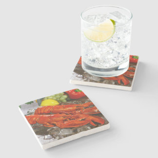 Lobster Stone Coaster