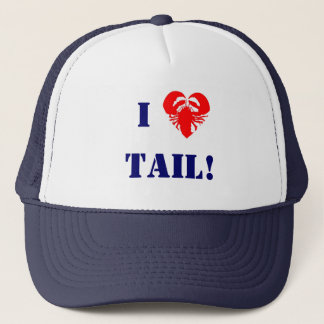 Lobster Tail - Trucker Hat