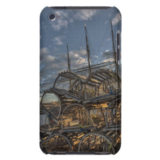 Lobster Traps and Tall Ship Masts Barely There iPod Cases