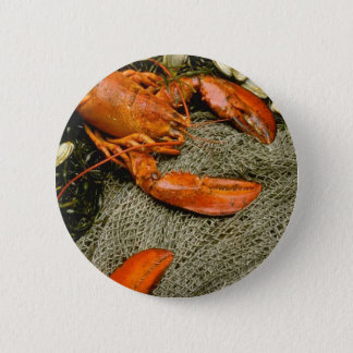 Lobsters 2 Inch Round Button