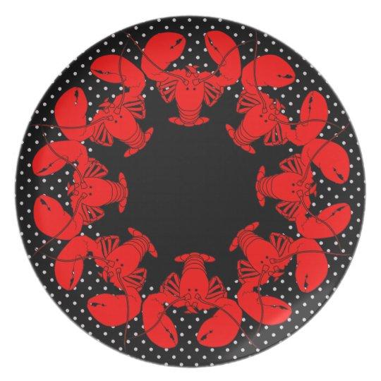 Lobsters Plate