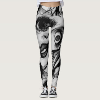 Loca Funky Leggings. Leggings