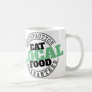 Local Food Satisfaction Guaranteed Mug