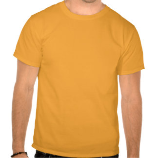 Local Forests gold and green local wood t-shirt