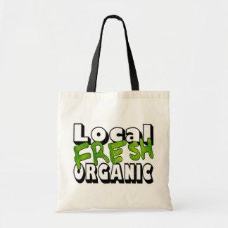 Local Fresh Organic Tote Bag