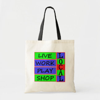 LOCAL - live, work, play, shop