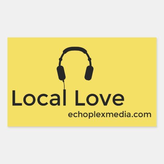 Local Love Stickers! Sticker