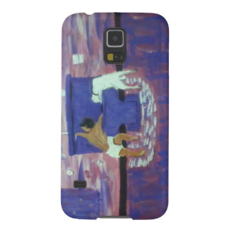 Local Watering Hole Galaxy S5 Cover
