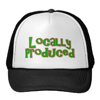 Locally Produced Trucker Hat