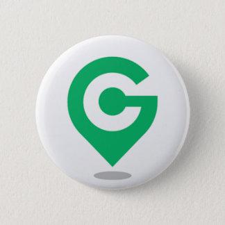 Location? Geocaching! 2 Inch Round Button