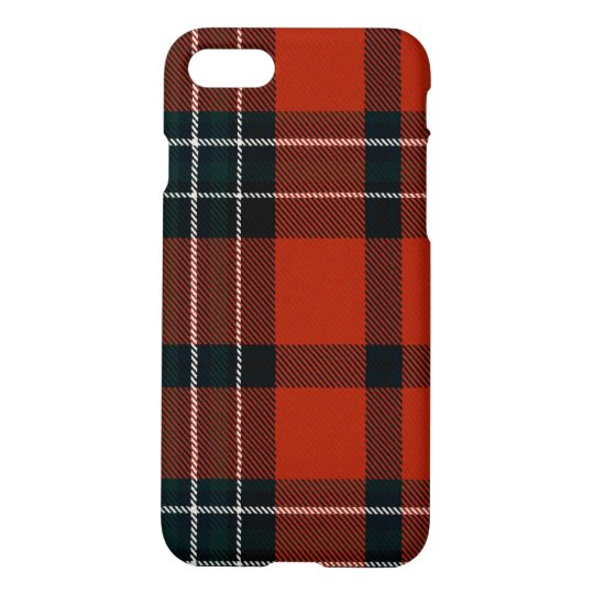 Loch Ailsh Plaid iPhone 7 Case