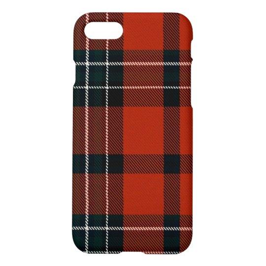Loch Ailsh Plaid iPhone 8/7 Case