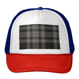 Loch Alvie Plaid Tartan Trucker Hat