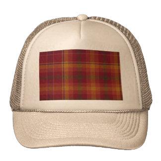 Loch an Alltan Fhearna Plaid Tartan Trucker Hat