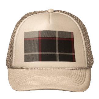 Loch Anna Plaid Tartan Trucker Hat