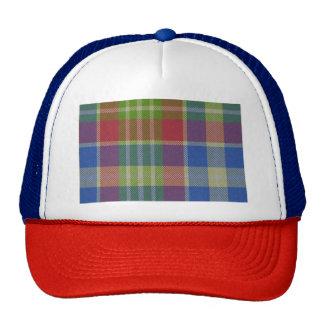 Loch Ard a Phuill Tartan Plaid Trucker Hat