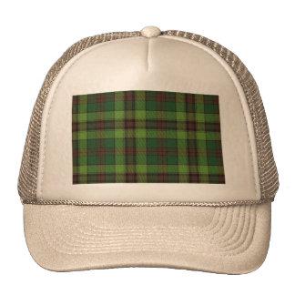 Loch Arichlinie Tartan Plaid Trucker Hat