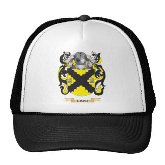 Loch Coat of Arms (Family Crest) Trucker Hat