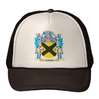 Loch Coat of Arms - Family Crest Trucker Hat