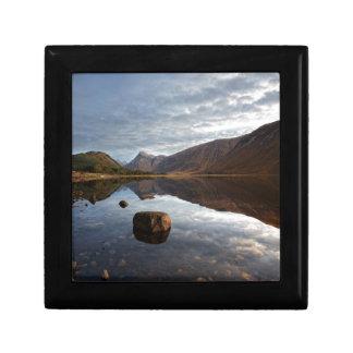 Loch Etive. Glencoe in the scottish Highlands Gift Box