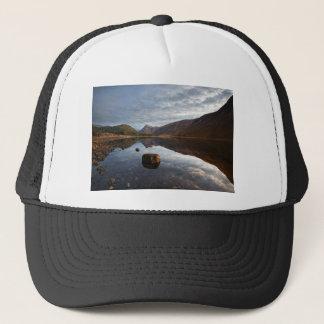 Loch Etive. Glencoe in the scottish Highlands Trucker Hat