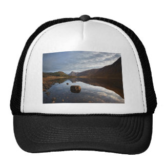 Loch Etive. Glencoe in the scottish Highlands Trucker Hat
