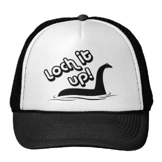 Loch It Up Mesh Hats