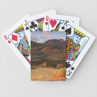 Loch Leven, Glencoe, Scotland Bicycle Playing Cards