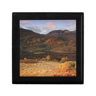 Loch Leven, Glencoe, Scotland Gift Box