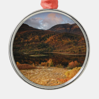 Loch Leven, Glencoe, Scotland Metal Ornament