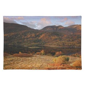 Loch Leven, Glencoe, Scotland Placemat