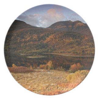 Loch Leven, Glencoe, Scotland Plate