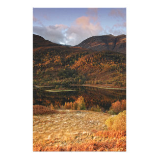 Loch Leven, Glencoe, Scotland Stationery