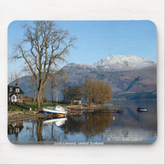 Loch Lomond, central Scotland Mouse Pad