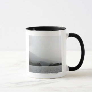 Loch Lomond scene. Mug